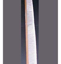 "Flagged Broom 36"" w / handle Stock # FBF-36"