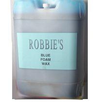 Foam Wax Blue