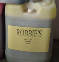 Foam Wax Yellow