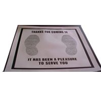 Paper Floor Mats 500ct Stock # PFM-500