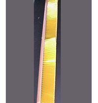 "Yellow Broom 36"" w / handle Stock # FBY-36"