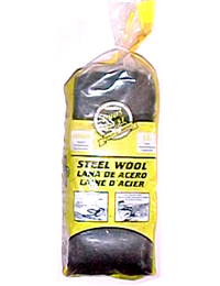 Steel Wool 16per pk Stock # STW-16