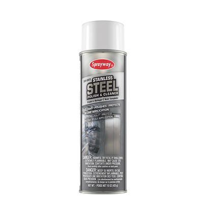 Sprayaway Stainless Steel Cleaner
